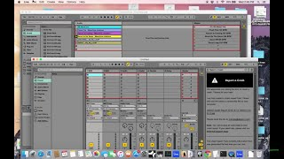 Ableton Quick Tips: How to Open Multiple Ableton Live Sessions!