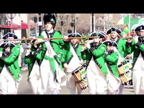 St. Patrick's Day Parade in Columbus - YouTube