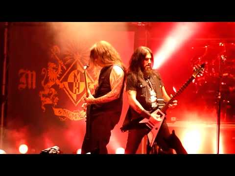 Machine Head - I Am Hell (Sonata In C#) (HD) (Live @ 013 Tilburg, 28-11-2011)