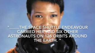 mae jemison the first african american female to explore space