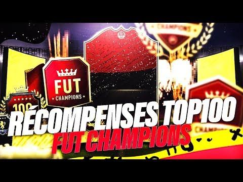 MES DEUXIEMES RECOMPENSES TOP100 FUTCHAMPIONS DE L'ANNEE !
