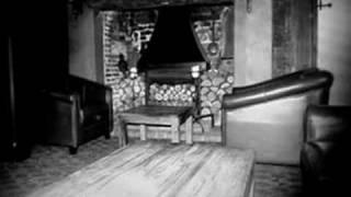 Ghost Hunt 011: Haunted Pub Saloon. Ghostly form.