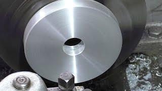 Точильный круг из алюминия для проверки биения