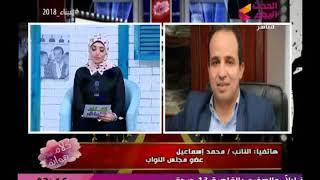 النائب محمد اسماعيل يقيم احتفالية لتأييد الرئيس السيسي ويدعو المواطنين للمشاركة فى الانتخابات
