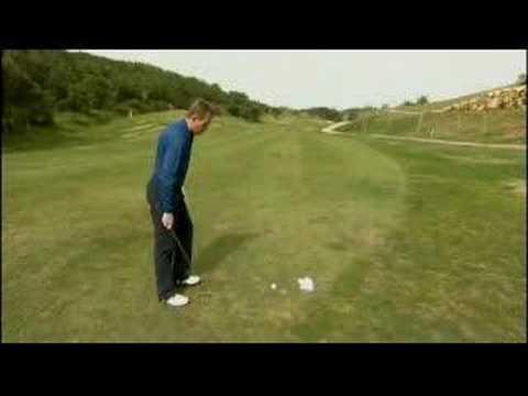 how to play a punch shot in golf
