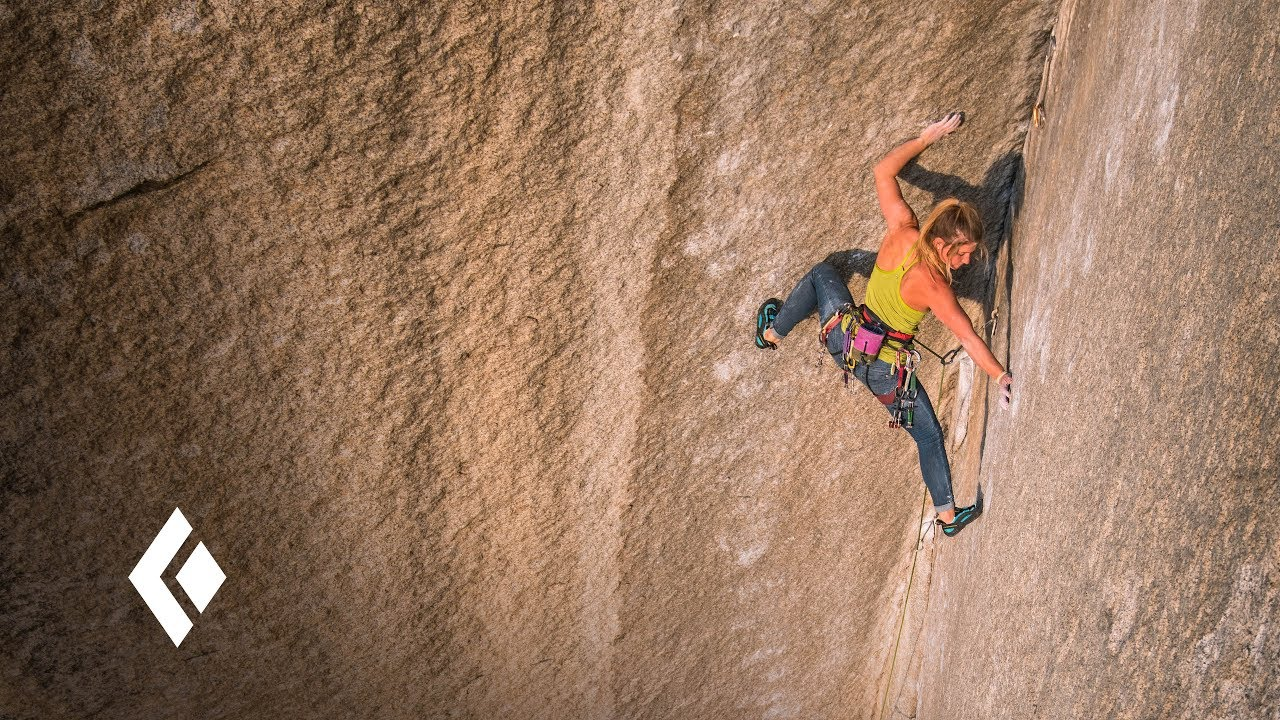 ad98fda6450 Introducing Black Diamond Forged Climbing Denim—Featuring Hazel Findlay