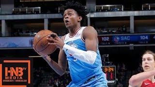 Miami Heat vs Sacramento Kings Full Game Highlights / March 14 / 2017-18 NBA Season