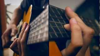 Gambar cover OST Crayon Sinchan - Accoustic Guitar Cover