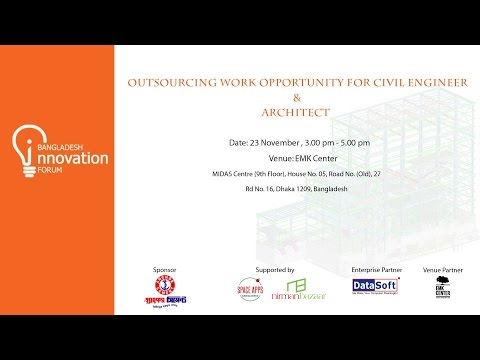 Outsourcing Work Opportunity for Civil Engineer and Architect