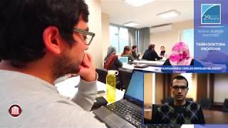 Sosyal Bilimler Enstitüsü - Tarih Doktora Programı - Mehmet Yılmaz Akbulut