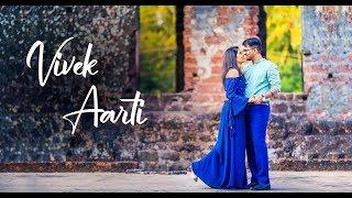 Vivek & Aarti | Divesh Kudvalkar Photography | Prewedding Song
