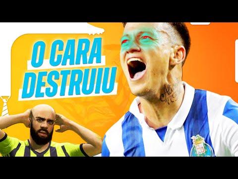 O BR/PORTUGA que resolveu me DESTRUIR... | Carreira Jogador e Treinador #16 | FIFA 21 | Fener
