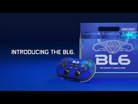 Introducing the BL6, the Coolest* Console Ever
