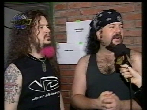 Pantera - Live in Buenos Aires, Argentina (1998) [Full TV Broadcast]