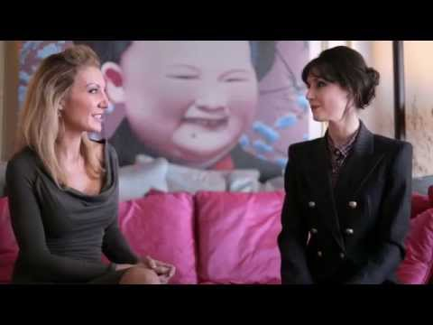Emma Shapplin Interview And Video by Seductively French (13th.February,2012)