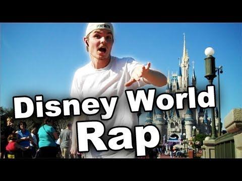 Disney World Rap Song!
