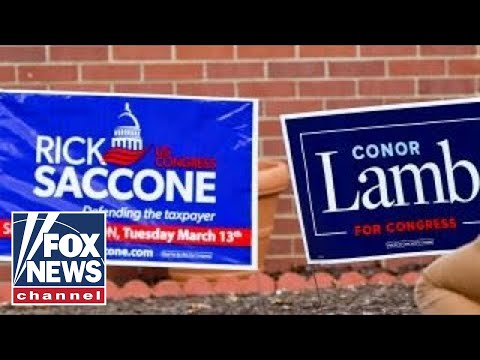 Will national or local issues decide PA-18 special election?
