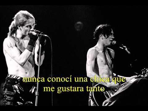 Red Hot Chili Peppers Apache Rose Peacock Subtitulada En Español