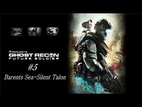 Tom Clancy's Ghost Recon Future Soldier-#5-Barents Sea-Silent Talon