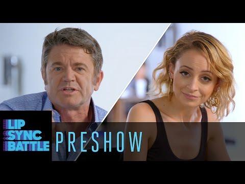 LSB Pre: John Michael Higgins vs. Nicole Richie  Lip Sync Battle
