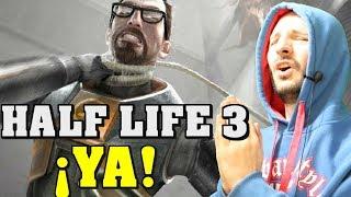 ¡STEAM EN PELIGRO DEBE HACER HALF LIFE 3 YA! - Sasel - Fortnite - epic games - valve - español