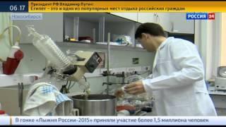 видео Учёные Института химической биологии и фундаментальной медицины СО РАН изучают человеческие слёзы