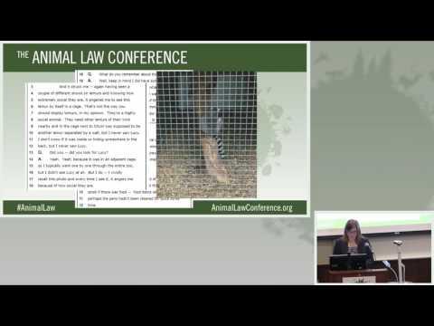 Animal Law Conference 2016 - 10 - Captive Wildlife 10-09-16