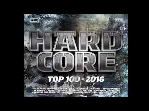 VA - Hardcore Top 100 (2016) - DJ BASSAUL MIXED +100 TRACKS FREE