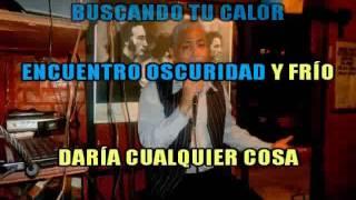 DARÍA CUALQUIER COSA, Chayanne