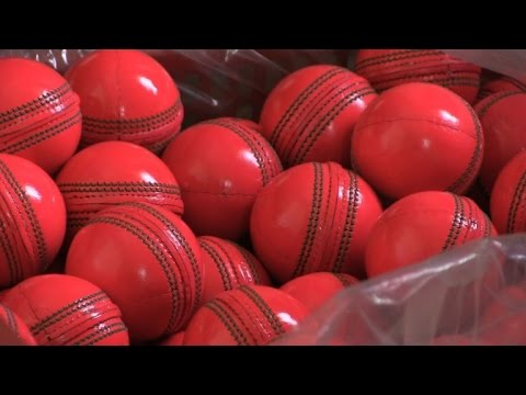 Cricket: Future looks pink for Pakistan's ball-makers