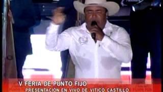 Vitico Castillo Ferias de Punto Fijo Venezuela 2014