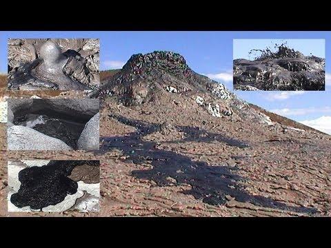 Oldoinyo Lengai Volcano - Amazing Eruptions of Silvery Carbonatite Lava