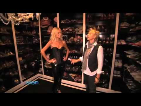 Clip from the Past: Ellen Goes Clubbing with Paris Hilton!