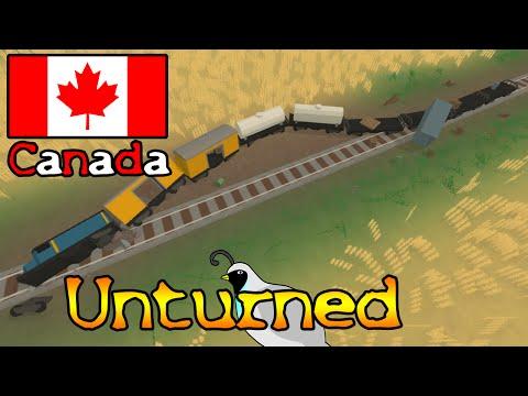 [FR] Unturned  ► CANADA MAP! ► Ontario !