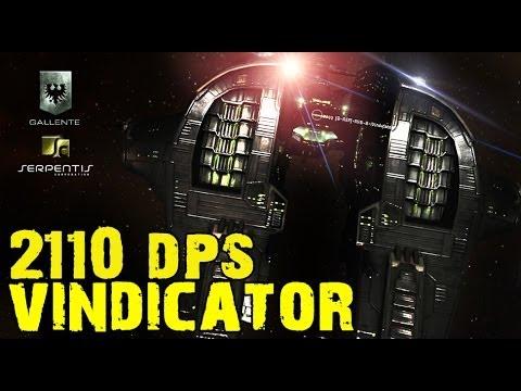 The Garage: 2110 DPS Vindicator