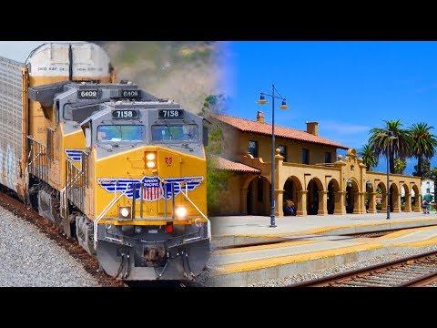 Spring Trains in Santa Barbara