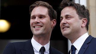 Matrimonio gay in Lussemburgo: si sposa il premier, primo nell'UE