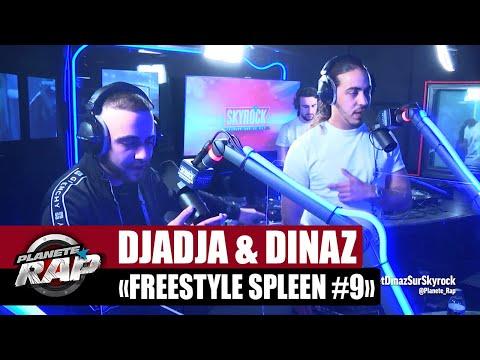 Youtube: [Exclu] Djadja & Dinaz«Freestyle Spleen #9» #PlanèteRap