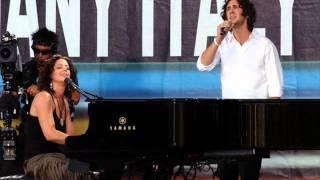 "Sarah Mclachlan  y Josh Groban "" Angel """