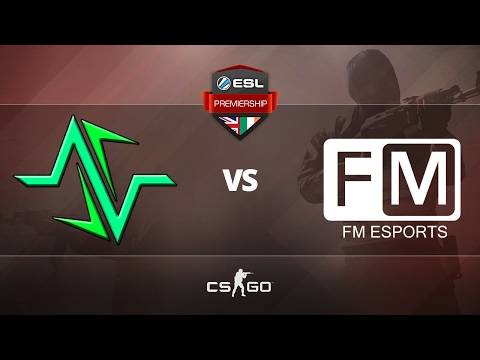 [CS:GO] Impulse vs FM - G1 - Week 3 - ESL Premiership