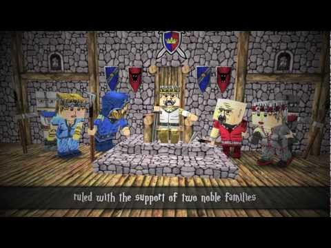 Battles And Castles strategy game trailer 1 (iOS / iPhone / iPod / iPad / Android)