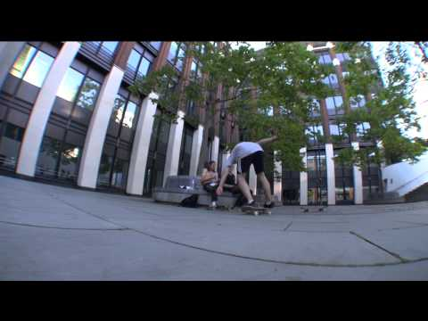 Makeshift Slum Productions - Central London Skate Session