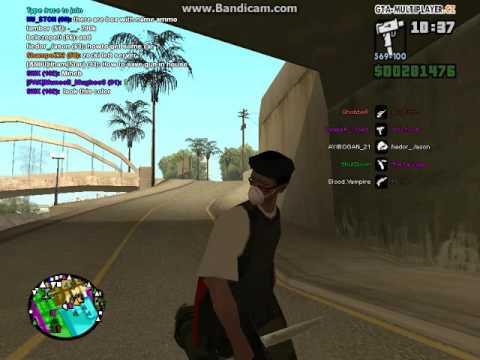 GTA-SAMP . ShutDown Vs. TheSavage LOL !!!