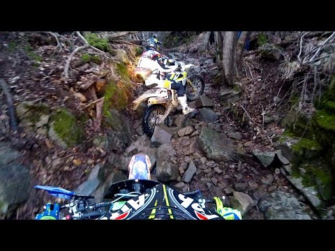 Hell's Gate Extreme Enduro 2018 - On Board MR74