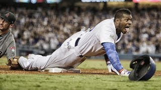 2017 NLDS Game 1 Highlights | Diamondbacks vs Dodgers ᴴᴰ