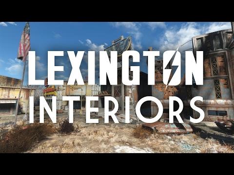 Lexington Interiors - 28 New Places to Explore - Fallout 4 Mods