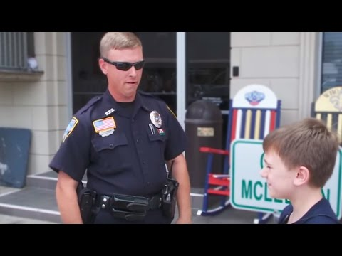 Kid Gets Arrested For Walking! MUST WATCH!!!