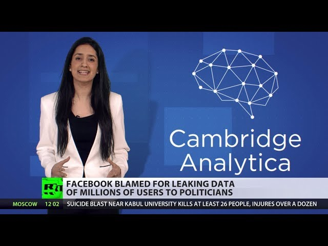 In your FACEbook: What skeletons does Cambridge Analytica have in its closet?