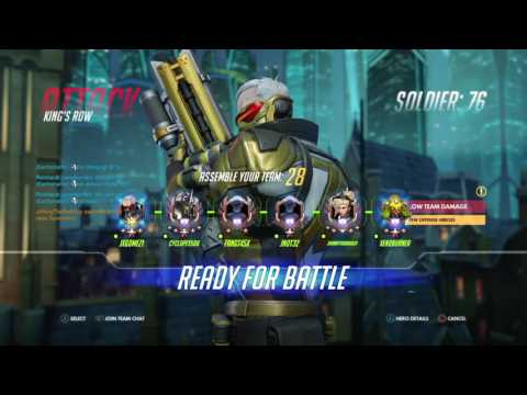 Most Toxic Team Ever?/Good Soldier Gameplay