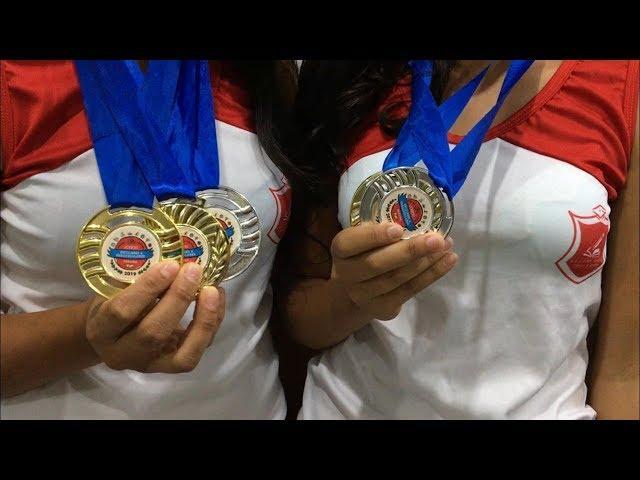 Alunas da Escola Getúlio anexo Edgar conquistam medalhas de ouro